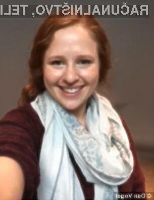 S pomočjo aplikacije Guided Selfies bodo vaši sebki vedno popolni!