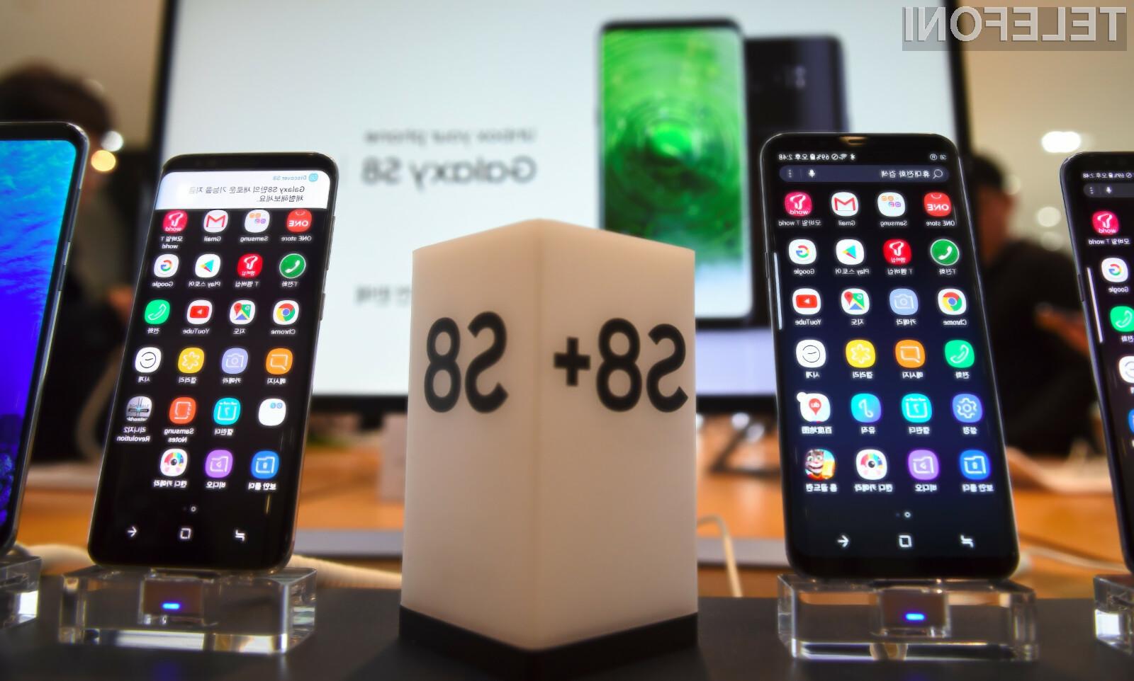 Največ uporabnikov trenutno povprašuje po pametnih mobilnih telefonih iPhone.