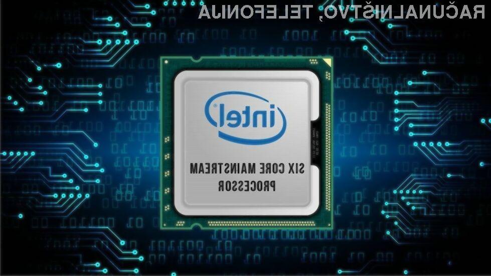 Tu so prve informacije o Intelovih procesorjih Coffee Lake!