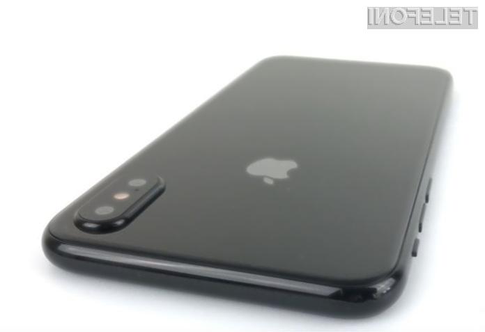 Novi iPhone 8 naj bi za shranjevanje podatkov ponujal kar 512 gigabajtov prostora!