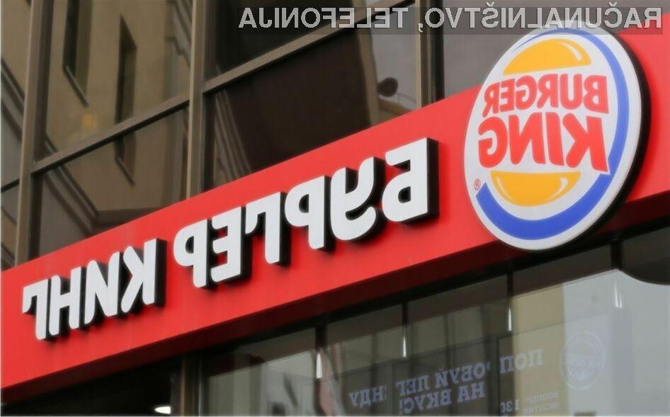 Ruski Burger King z lastno kriptovaluto