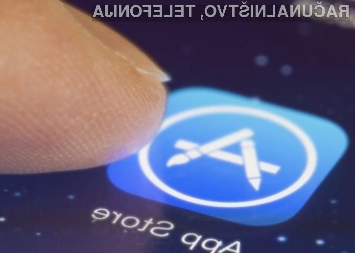 Približno 187 tisoč aplikacij ne bo mogoče poganjati na mobilnem operacijskem sistemu iOS 11.