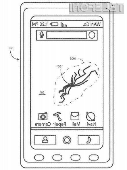 """Zasloni telefonov bodo kmalu samodejno """"celili"""" svoje poškodbe"""