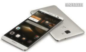 Pametni mobilni telefoni Huawei so med uporabniki iz dneva v dan bolj priljubljeni!