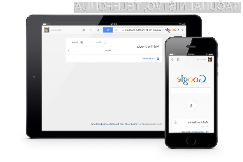 Google podjetju Apple za uporabo svojega spletnega iskalnika namenja kar 2,6 milijard evrov letno.
