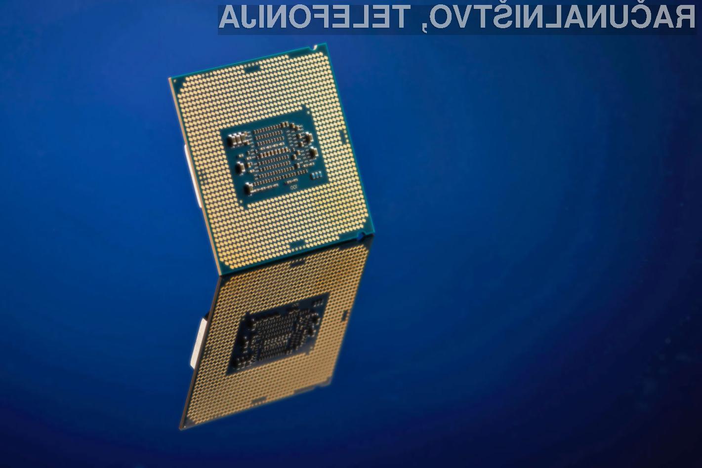 Tu je napreden procesor z 10-nanometrsko tehnologijo