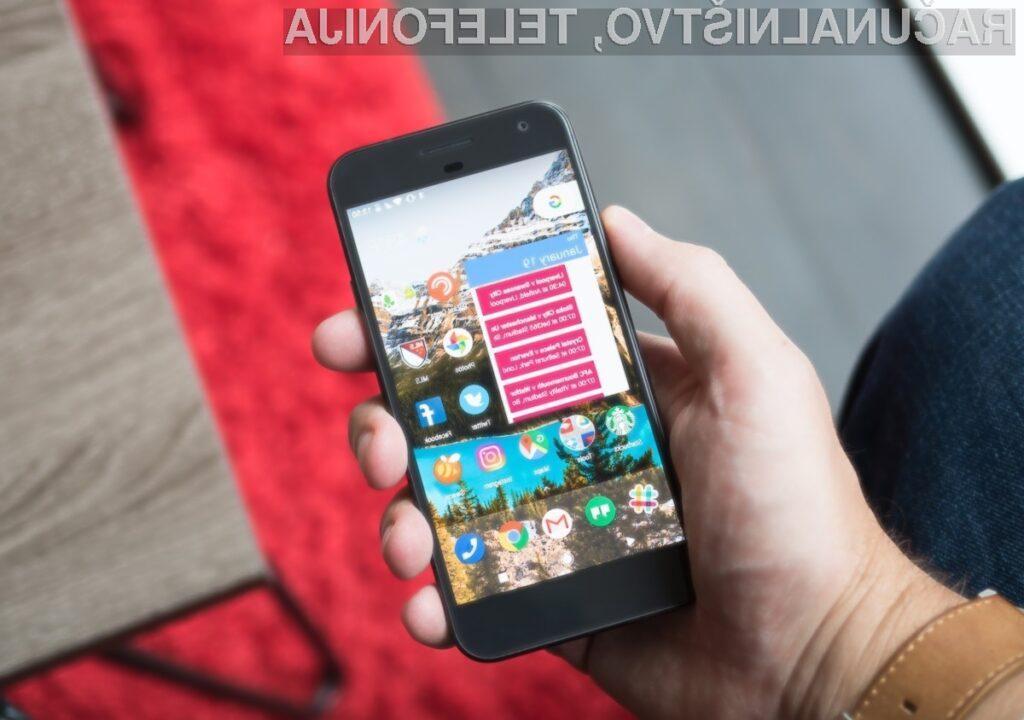 Novi Android bo prikazoval napolnjenost bateriji naprav Bluetooth.