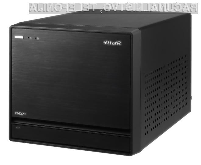 Tehnologija Intel Optane zagotavlja edinstveno odzivnost računalnika Shuttle XPC Barebone SZ270R8.