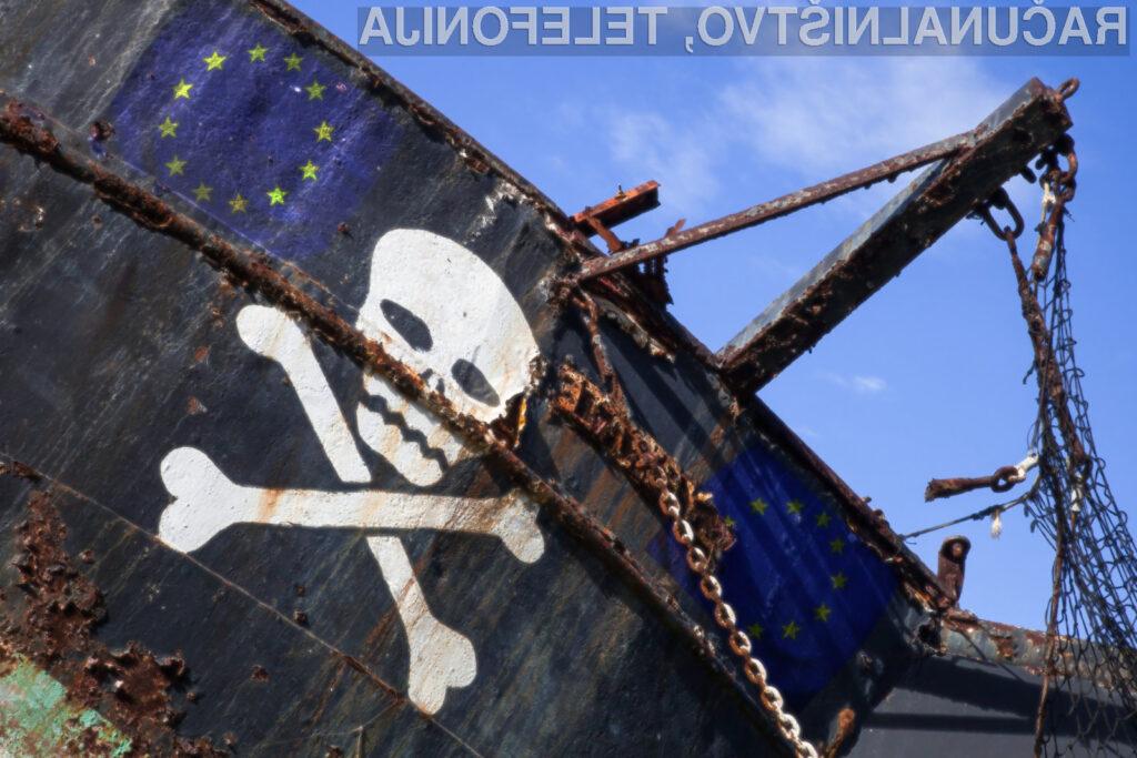 Evropska komisija naj bi imela dokaze o tem, da piratstvo ni škodljivo