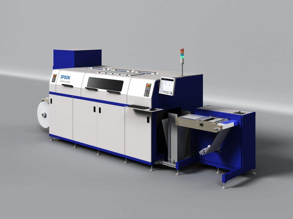 Epson predstavlja nov vsestranski tiskalnik nalepk