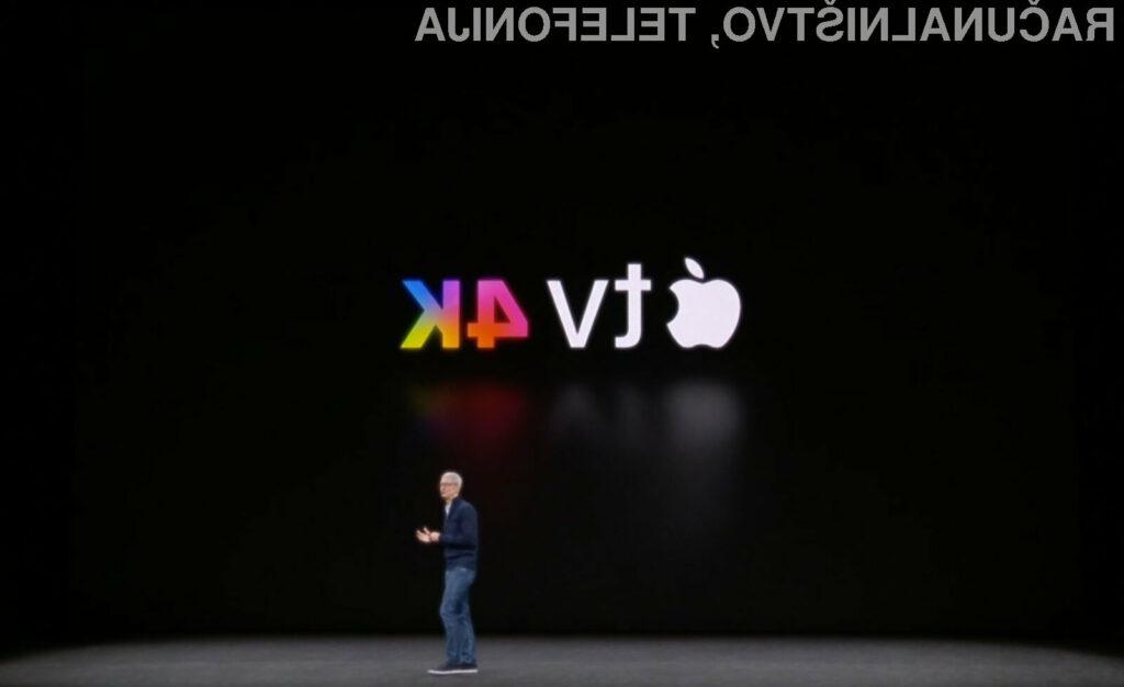 Večpredstavnostna naprava Apple TV 4K nam bo nedvomno odlično služila za vsaj za nekaj let.