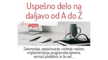 Teledela se danes v Sloveniji poslužuje že več kot 500 podjetij!