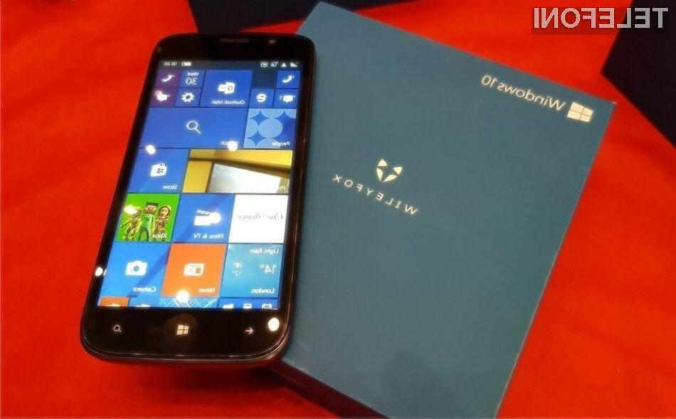 Usoda novih pametnih mobilnih telefonov Windows 10 Mobile je bolj kot ne negotova!