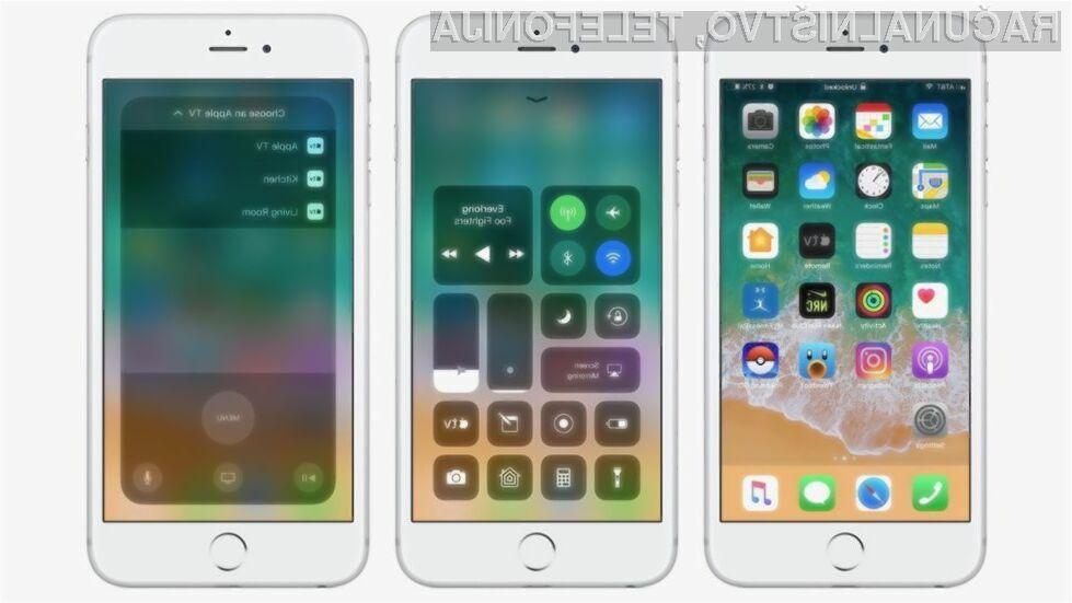 Prve resne težave za iOS 11