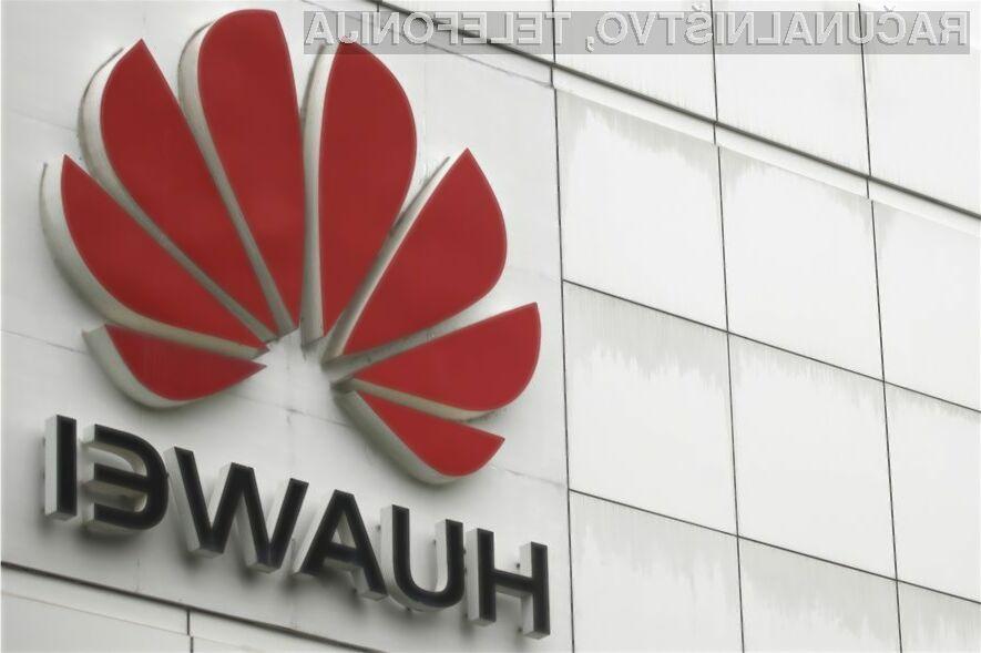 Huawei porazil Apple in postal drugi največji proizvajalec pametnih telefonov
