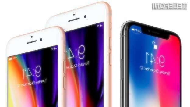 4 razlogi zakaj izbrati iPhone 8 in ne iPhone X