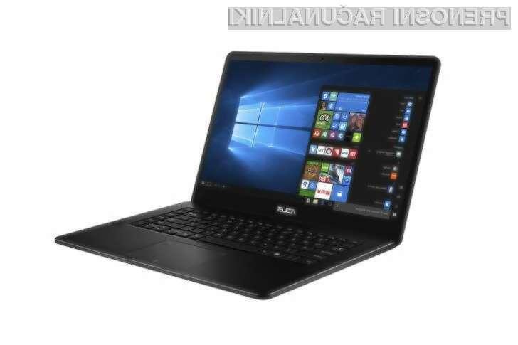 Novi Asus ZenBook Pro je najtanjši in najhitrejši ZenBook vseh časov