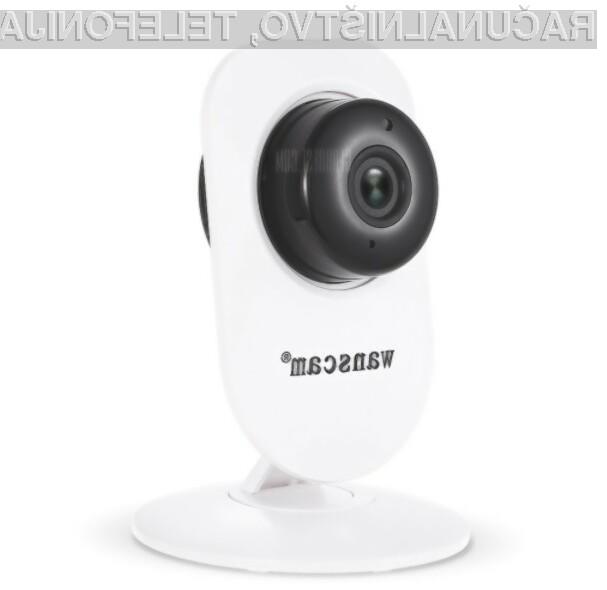 Nadzorna kamera Wanscam HW0026 za malo denarja resnično ponuja veliko!