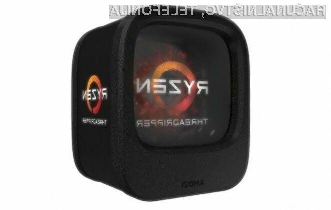 Procesor Ryzen Threadripper 1900X za malo denarja ponuja veliko!