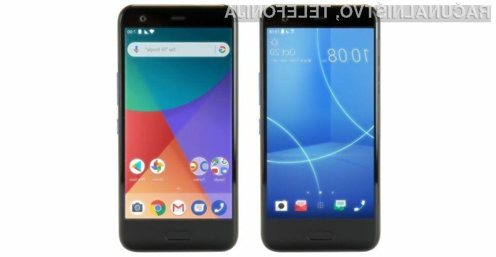 Pametni mobilni telefon HTC Android One naj bi bil le še vprašanje časa!