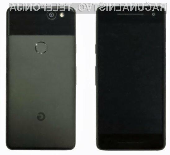 Pametna mobilna telefona Google Pixel 2 obetata veliko!