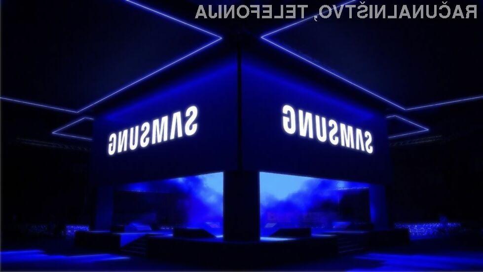 Pametni zvočnik Samsung bo opremljen z umetno inteligenco!