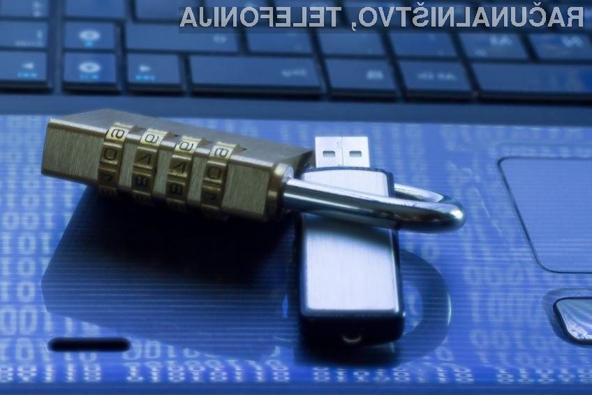 Učinkovita in varna hramba podatkov