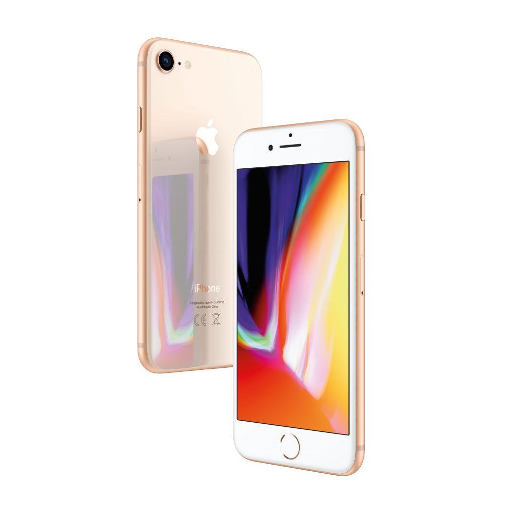 iPhone 8 in iPhone 8 Plus bosta od petka, 29. septembra, na voljo pri Telekomu Slovenije