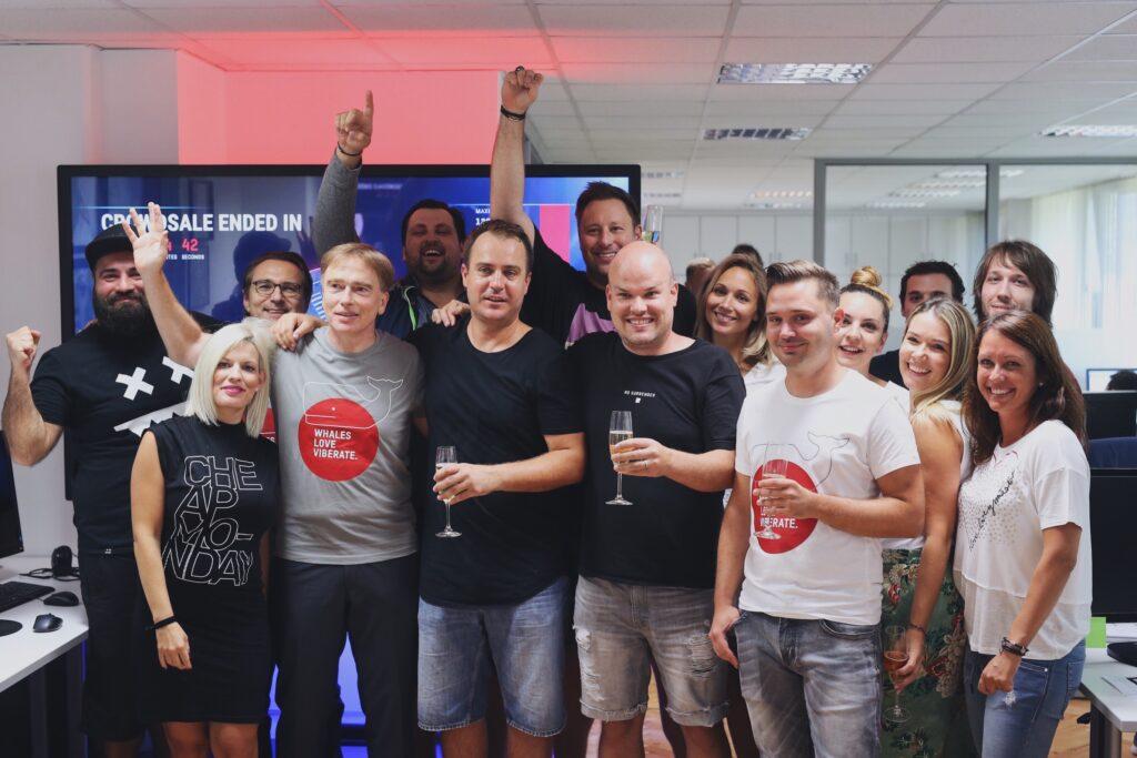 Slovenski startup Viberate v rekordnem času zbral več kot 10 milijonov dolarjev