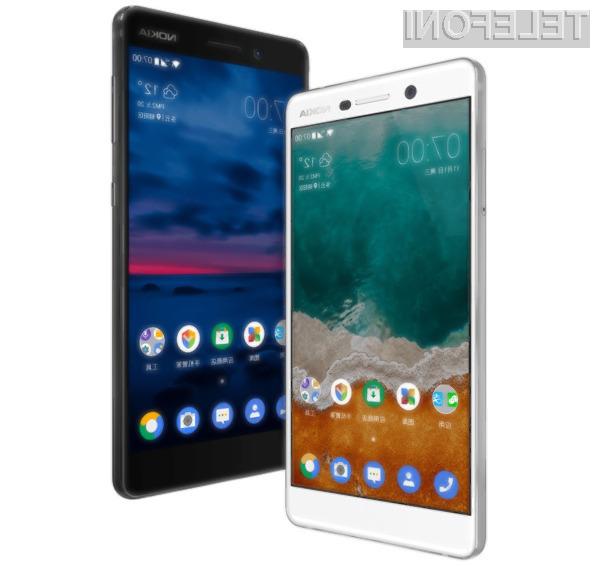 Nokia 7 bo sprva na voljo le na Kitajskem.