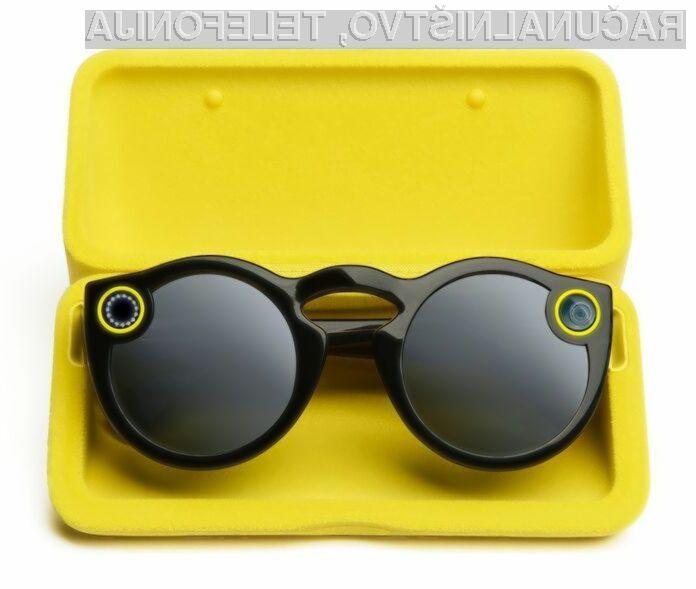 Očala Snapchat Spectacles gredo v prodajo kot za stavo!