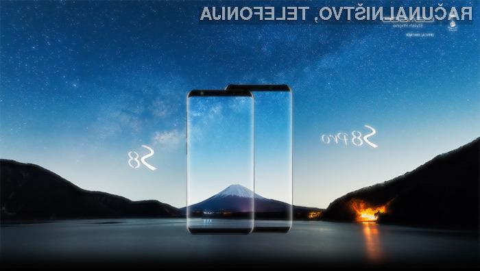 V predprodaji odličnih telefonov LEAGOO S8 in S8 Pro ju lahko dobite 50 % ceneje