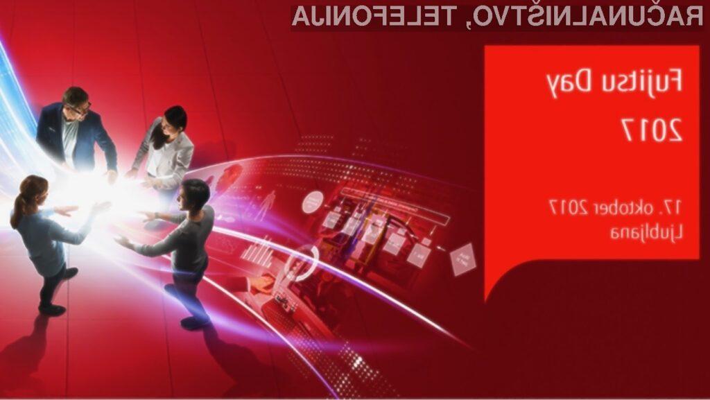 Obiščite Fujitsu Day in poglejte, kako nova tehnologija spreminja poslovanje