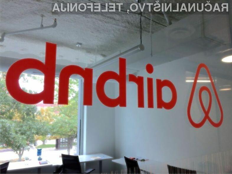 Airbnb z lastnimi stanovanji