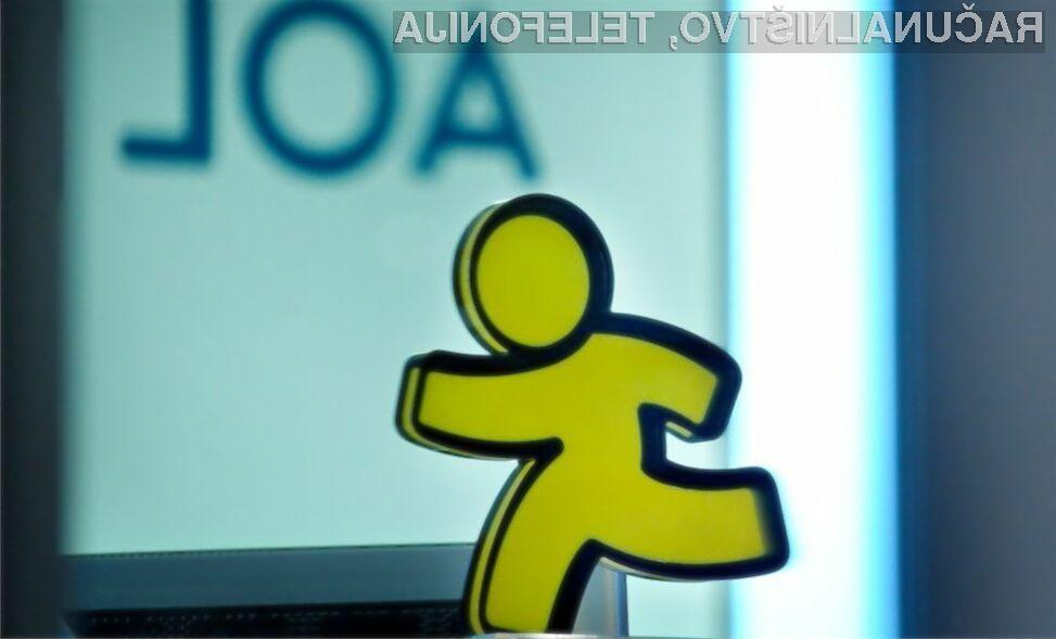 Platforma za neposredno sporočanje AOL Instant Messenger bo uganjena 15. decembra letos.