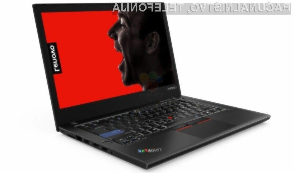 Prenosnik Lenovo ThinkPad 25 bo zlahka prepričal tako staro kot mlado generacijo!