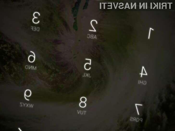 Najbolj varen način za odklepanje telefona