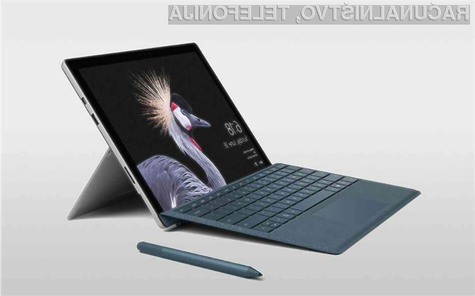 Novi Surface Pro bo podpiral hitro mobilno omrežje 4G/LTE!