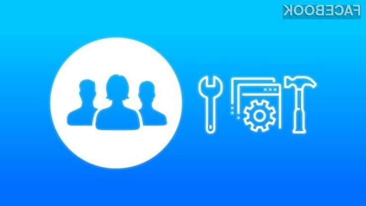 Facebook predstavlja nova orodja za administratorje skupin