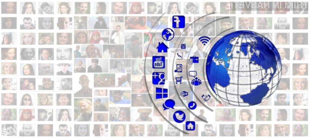 Kako na družbenih omrežjih izkazati podporo delodajalcu?