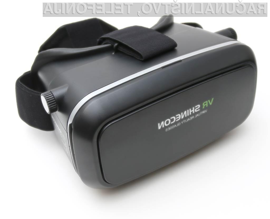 Odprite okno v svet virtualne resničnosti