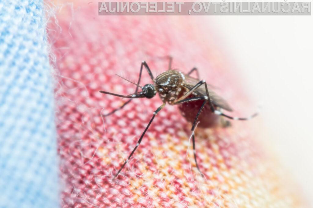 Z droni nad smrtonosno malarijo