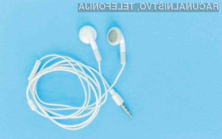 Zakaj ušesnih slušalk ne smemo deliti z drugimi?