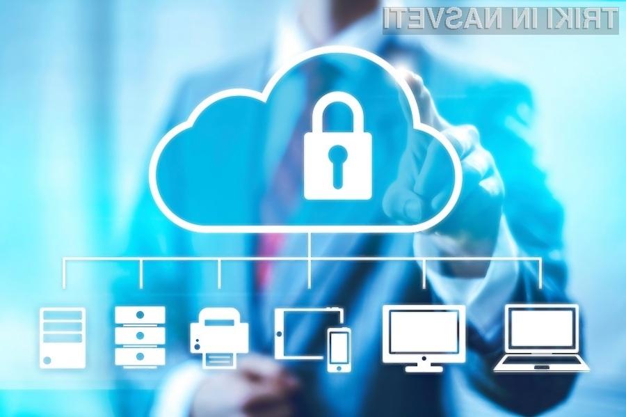 Kako poskrbeti za varnost podatkov v oblaku?