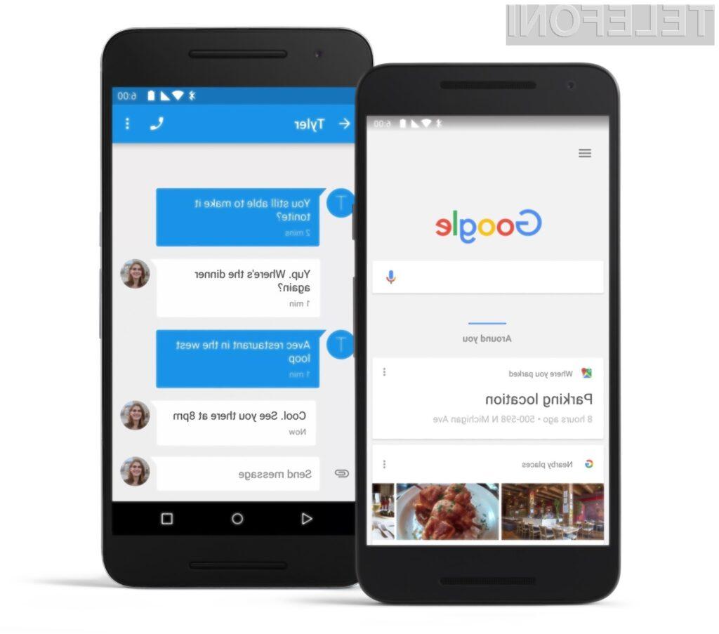 Google grobo krši zasebnost vseh uporabnikov Androida