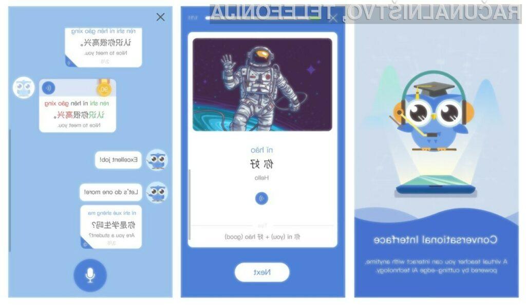 Microsoftova aplikacija Microsoft Learn Chinese nam bo zagotovo v veliko pomoč pri učenju Kitajščine.