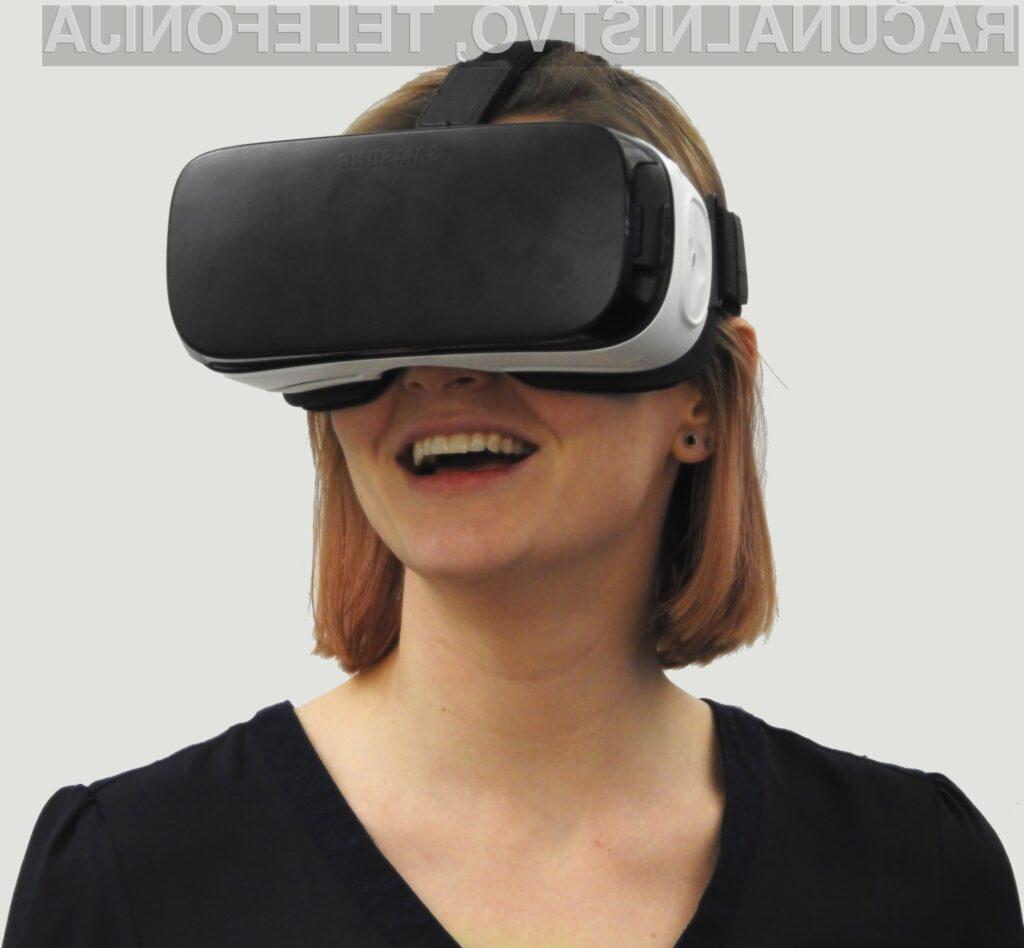 Črni petek v prihodnosti v virtualni resničnosti in poln umetne inteligence
