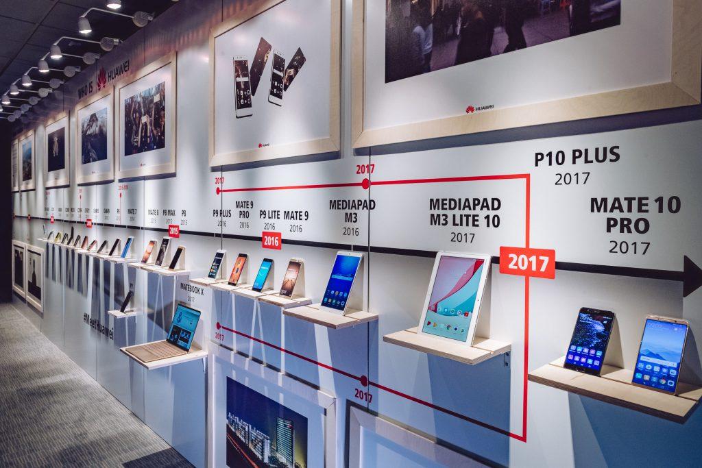 Huawei Mate 10 Pro prepoznan, kot najljubši pametni telefon leta 2017