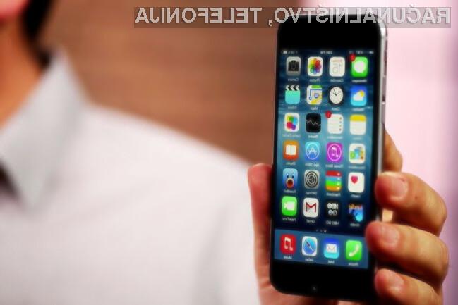 Apple se bo moral zaradi sporne prakse upočasnjevanja telefonov iPhone zagovarjati pred sodiščem!