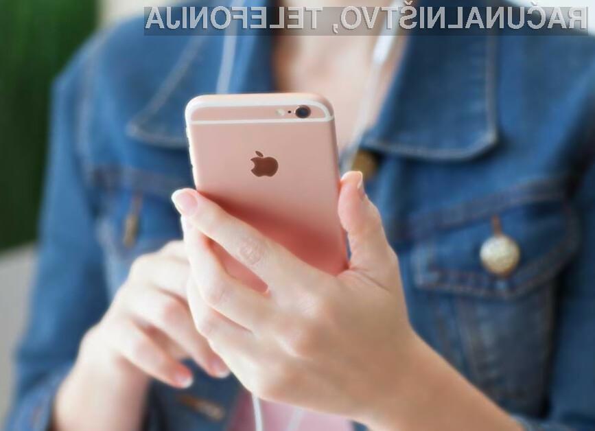 Podjetje Apple bo uporabnikom za menjavo baterije telefona ponudilo zajeten popust!